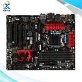Para msi b75a-g43 gaming original usado motherboard desktop para intel b75 soquete LGA 1155 Para i3 i5 i7 DDR3 32G SATA3 USB3.0 ATX