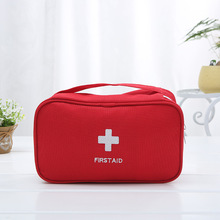 Get more info on the First Aid Kit Bag Fashion travel portable mobile emergency medical kit drug finishing Camping Emergency Kits Medium