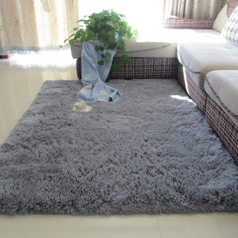 200*300CM 4.5cm Thick Anti-slip Large Floor Carpets For Living Room Modern Area Rug For Bedroom Soft Comfortable Rug Customized