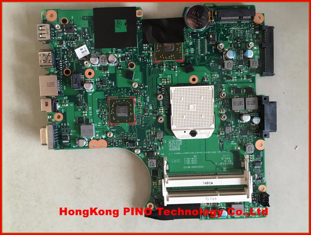 For HP 611803 001 325 425 625 laptop motherboard R880M DDR3100 tested