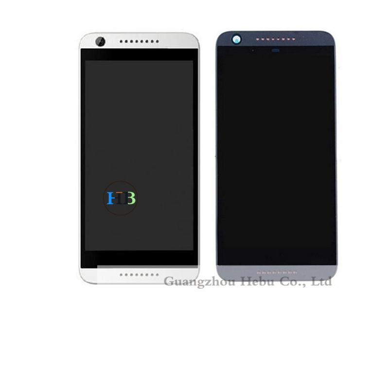 Brand New Lcd Display For HTC Desire 626 Lcd Screen With Touch Digitizer With Frame Full Assembly Free Shipping 1pcs for htc desire 816g lcd screen display with touch screen digitizer assembly by free shipping 100