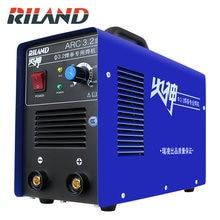 Riland arc 32 дуговой сварочный инвертор аппарат легкий электрод