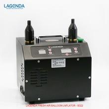 Lagenda 3,0 таймер и счетчик Электрический шар надувной B322 имеет две функции запуска: нажмите-работает и педаль-работает