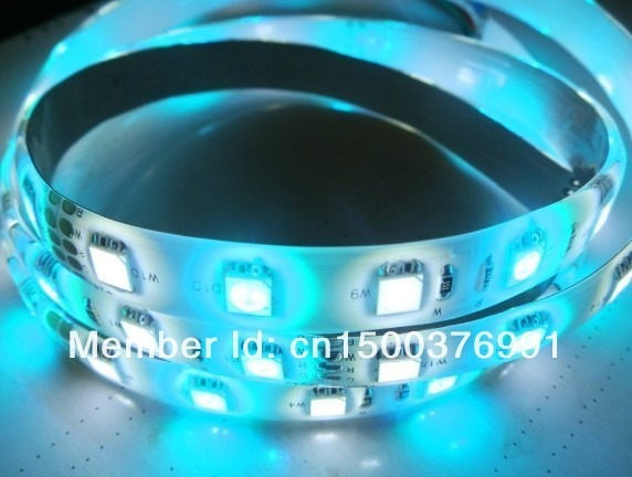 24V 60leds /m SMD 5050 RGBW RGB+W LED Strip