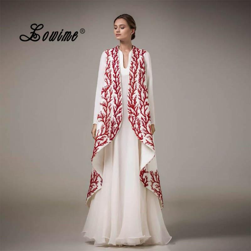Ihram Kids For Sale Dubai: Red Embroidered Arabic Kaftan Dubai Formal Evening Dresses