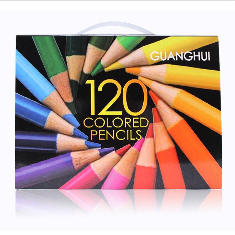 120Colors/Box Color Pencil Set Rainbow Pastel Pencils Drawing Pencil Coloring School Colored Pencils Crayons Crayon De Couleur120Colors/Box Color Pencil Set Rainbow Pastel Pencils Drawing Pencil Coloring School Colored Pencils Crayons Crayon De Couleur