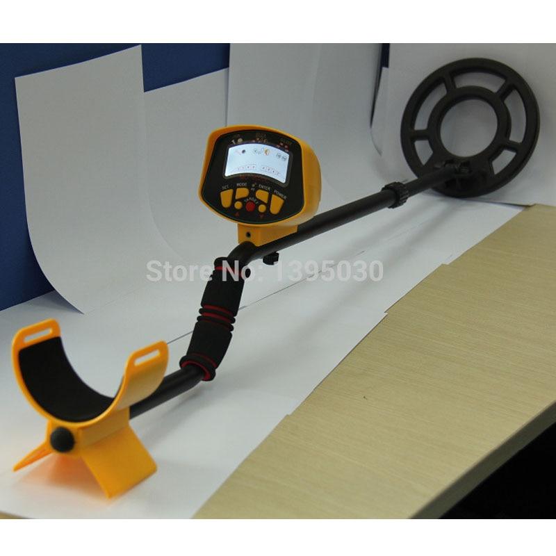1PCS MD-9020C Metal Detector Gold Digger Treasure Hunter with English manual