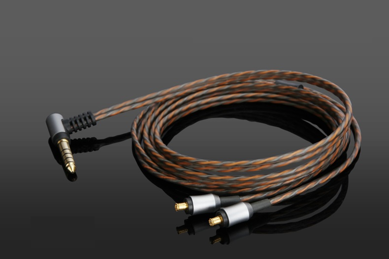 4.4mm Upgrade BALANCED Audio Cable For Audio Technica ATH-CKR100 CKR100is CKR90 CKS1100 headphones цена