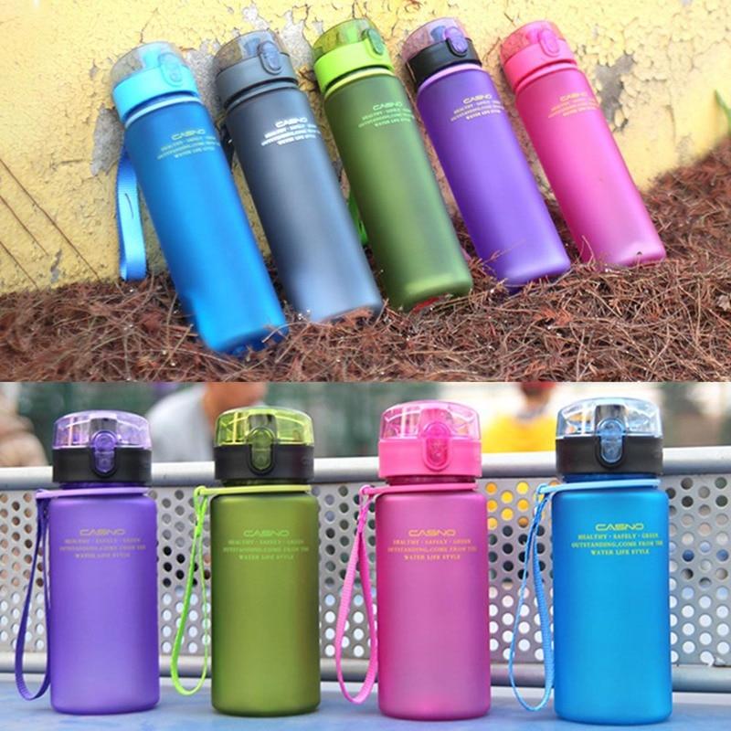 BPA  Sports Water Bottle High-Quality Tour, Hiking, Portable  Bottles 6