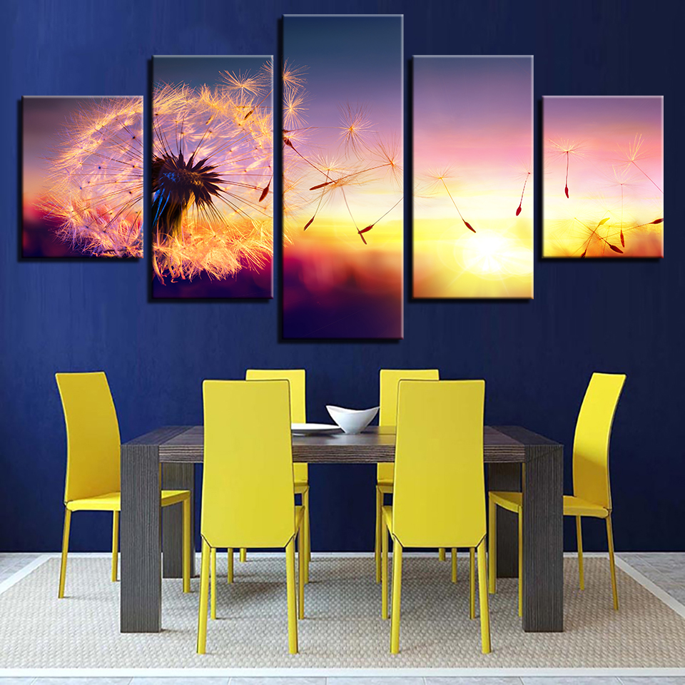 Buy artwork dandelion and get free shipping on AliExpress.com