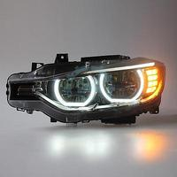 1Set LED Headlamp HID Xenon For BMW F30 F35 325 328 320 2013 2016