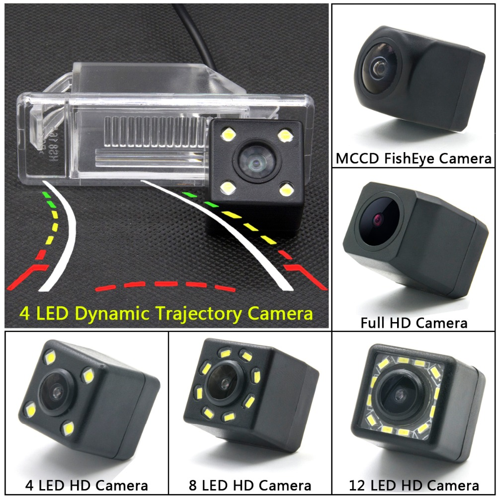 Reversing Vehicle-Specific Camera Integrated in Number Plate Light License Rear View Backup camera for Sunny//Qashqai//X-Trail 2007-2012//Geniss//Pathfinder 2005-2011//Dualis//Navara//Juke,C4//C5//