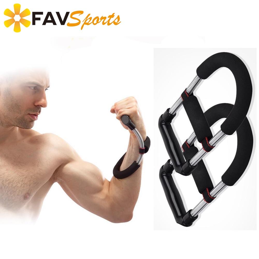 US $10 28 51% OFF|FAVSPORTS Fitness Machine Voor Armen Hand Grip Training  Wrist Entrenamiento Antebrazo Arm Exerciser Training Fitness Equipment-in