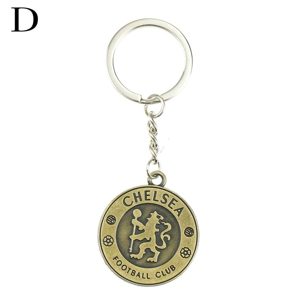Portugal Soccer Football Club Logo Souvenir Copper Steel Keychain