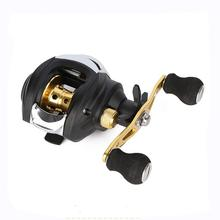 Baitcasting Reel 11 Lb Powerful Drag Casting 7.2:1 Gear Ratio Ultra Smooth Fishing 4 +1 BB Re
