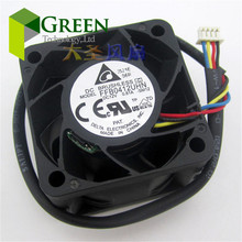 New Original Delta FFB0412UHN 4028 40MM 1U 2U server fan Big power Cooling 12V 0.81A with 4pin