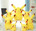 factory wholesale 35-85CM Special Offer Pikachu Plush Toys Very Cute Pokemon Plush Toys For Children's Gift Kids Doll