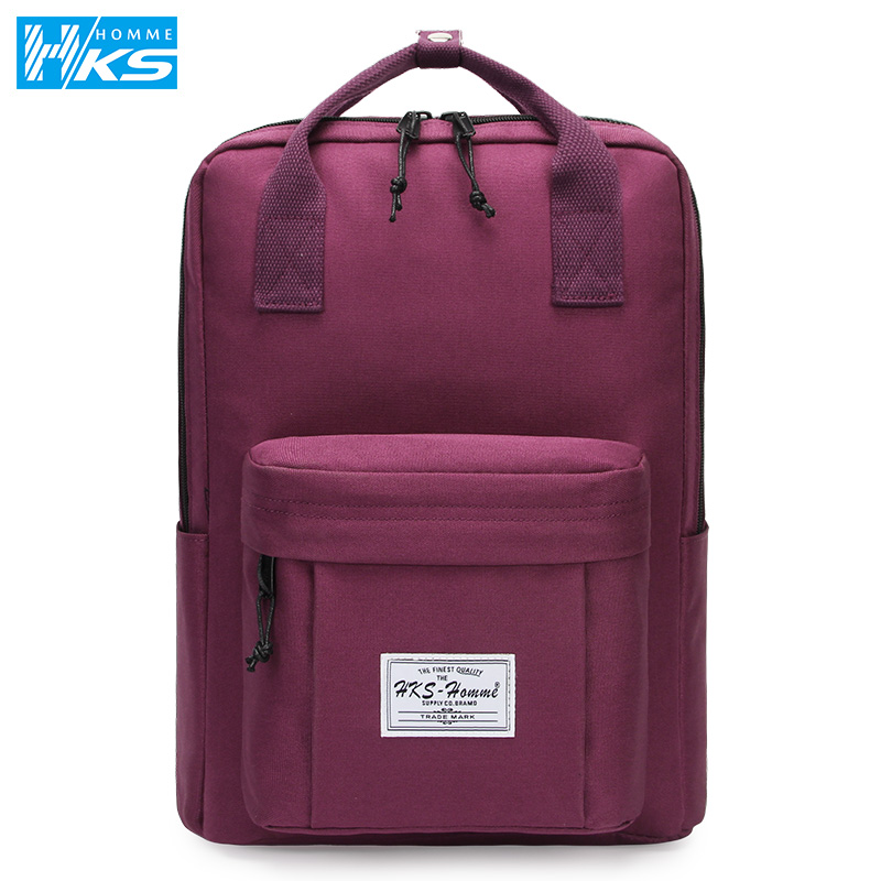 New 2019 Waterproof Backpacks For Student Backpack School Bags For Teenage Girls FemaleLaptop Bagpack Travel Bag Shoulder Bag
