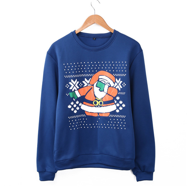 Blue Mens ugly christmas sweater 5c64c1130c9df