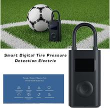 Multi-functional Smart Digital Tire Pressure Detection Electric Inflator Pump For Xiaomi Mijia Bike Motorcycle