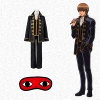 Hoge Kwaliteit Cosplay Kostuum Gintama Kostuum Shinsengumi Cosplay