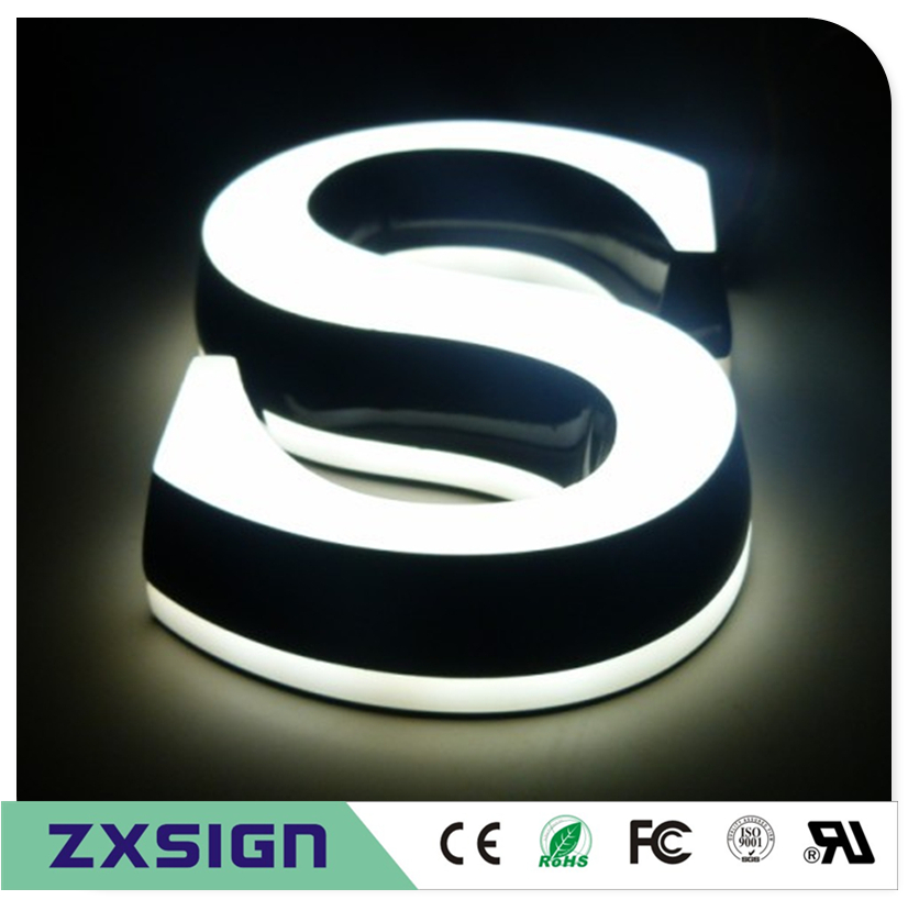Factory Outlet  Super high brightness custom led signs small acrylic led letters for decoration business store signages