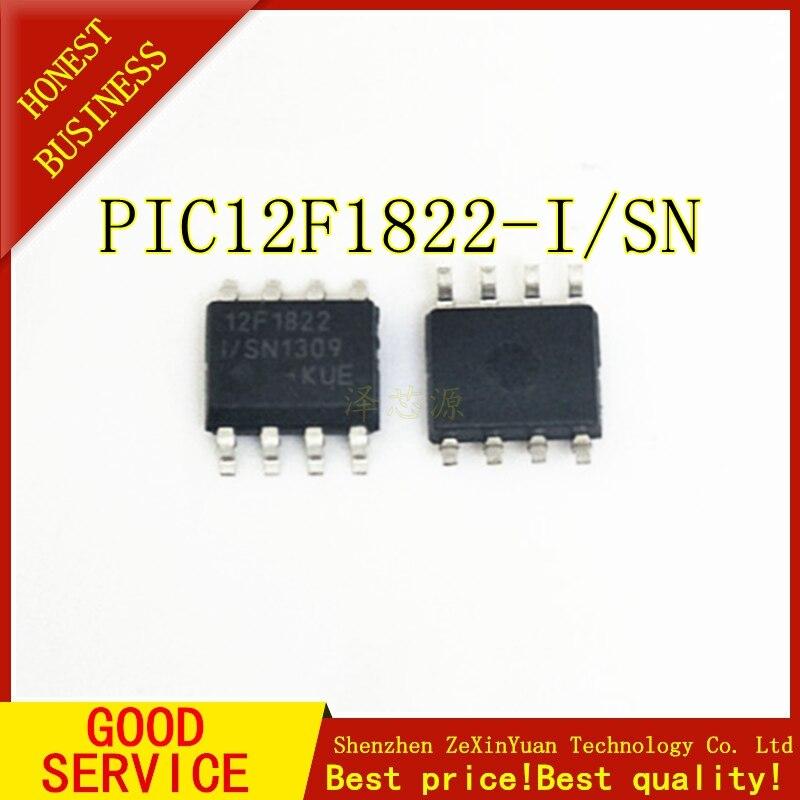 10pcs PIC12F1822-I//SN PIC12F1822 SOP-8 NEW Good Quality