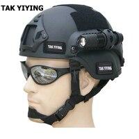 TAK YIYING MICH 2000 Stijl ACH Tactische Helm met NVG Mount en Single Clamp 1