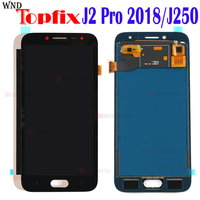 TFT LCD For Samsung Galaxy J2 Pro 2018 LCD Display Touch Screen Digitizer Assembly Replacement Parts J250 J250F LCD
