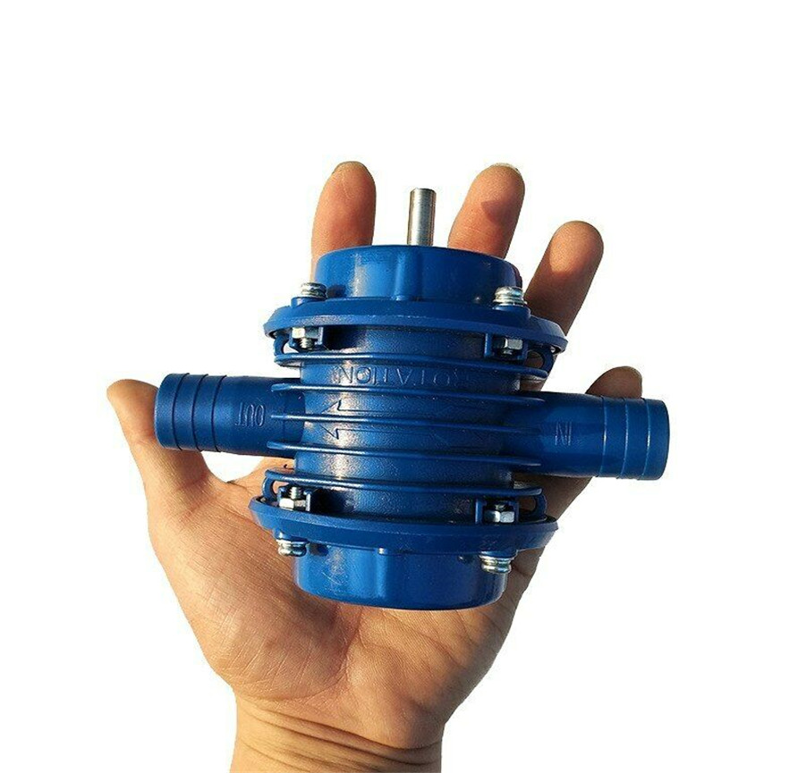 2019 Mini Neue Heavy Duty Self-grundierung Hand Elektrische Bohrer Wasserpumpe Micro Submersibles Motor Ultra Hause Garten Kreisel Pumpe