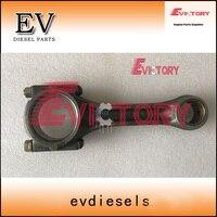 Voor Mitsubishi forklift S4S S4SDT S4SD drijfstang + con rod DIRECTE INJECTIE TYPE