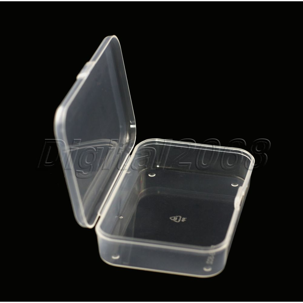 High Quality Box Wholesale 50PCS Plastic Universal Clear Transparent Container Case Storage Box for Small items Free shipping-in Tool Boxes from Tools on ... & High Quality Box Wholesale 50PCS Plastic Universal Clear Transparent ...
