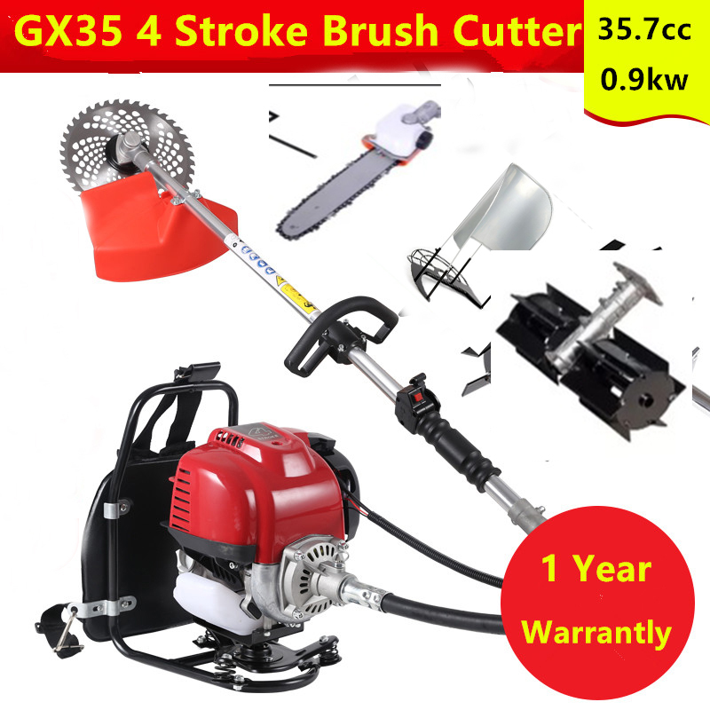 special order for backpack gx35 cultivator-in Tool Parts