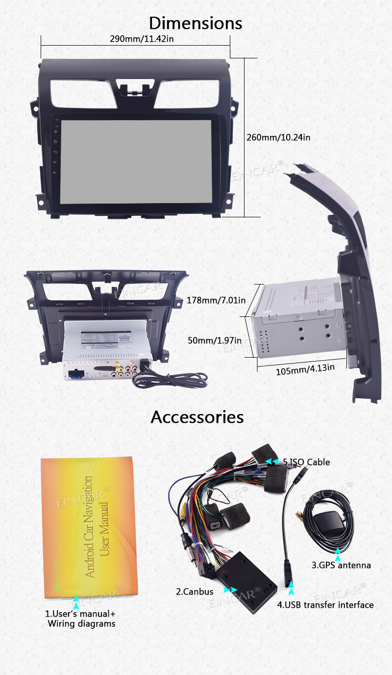 Free Backup Camera Canbus 101 Touch Screen 2 Din Head Unit Lcd Wiring Diagram Get Image About Special For Nissan Altima Support Gps Navigation Cassette Tape In Car Multimedia Player From