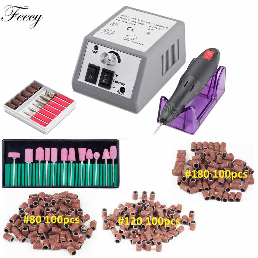 Nail Drill Electric Machine For Manicure And Pedicure Milling Machine For Nail Electric Mill For Manicure Nail Art Feecy