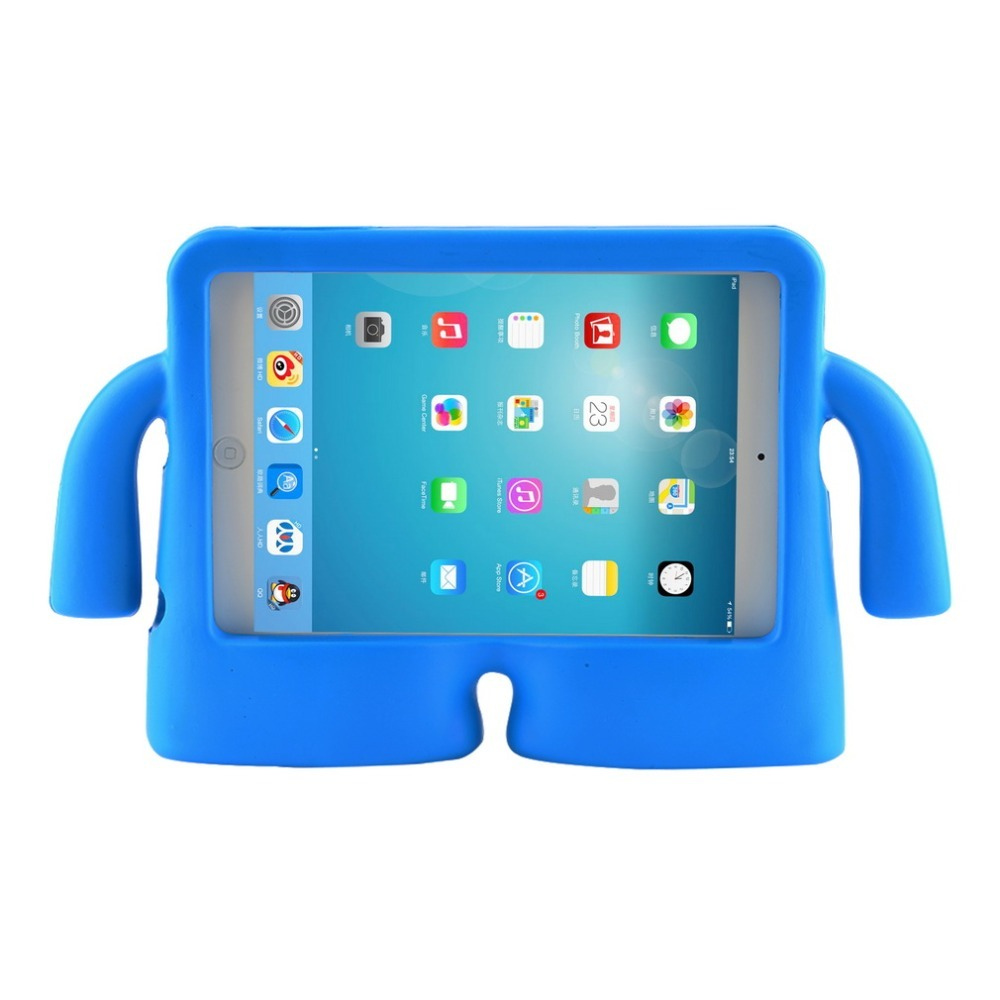 Drop Resistance Shockproof Kids Handle EVA Foam Case Cover for Apple iPad Mini 2 High-quality, Non-toxic EVA Foam Drop Shipping