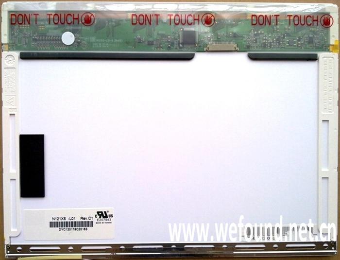 100% Original Laptop Screen 12.1 N121X5-L01 1024*768 Fully Test 100% original laptop screen 12 1 n121x5 l01 1024 768 fully test