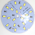 10 Pieces/lot DC12V 9W LED Light Board SMD5730 Super bright LED Lamp for Voltage 12V Ball Bubble Lamp Candle Lamp