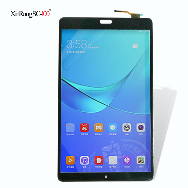 New 8.4 inch For Huawei MediaPad M5 8.4 SHT-AL09 SHT-W09 LCD Display with Touch Screen panel Digitizer Assembly mooncase чехол для alcatel one touch поп с3 флип pu держатель карты стенд кожаный чехол обложка feature no a12