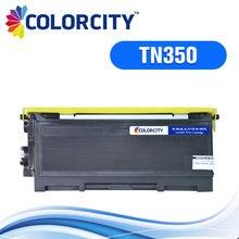 TN350 совместимый картридж с тонером для принтера brother HL 2030 2040 2070N 2035 монокальция фосфат 7010 7020 7025 MFC 7220 7225N 7420 7820N принтер, 2,5 K