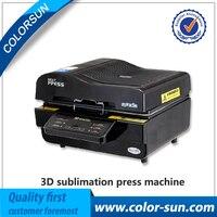 3D принтер сублимации теплообмена печатная машина тепла Пресс машины вакуумной сублимационной печати теплопередачи машины