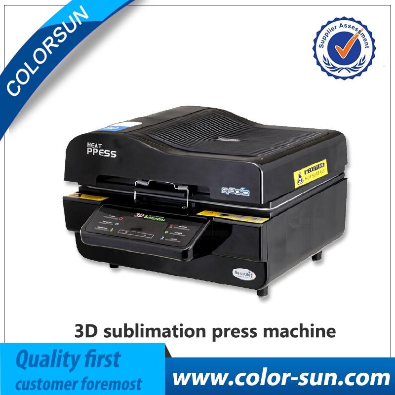 3D Sublimation Printer font b Heat b font Transfer Printing font b Machine b font font