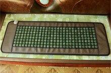 Новинка 2017 корея турмалин матрас Электрический Подушки Отопление Нефритовая Подушка производитель Китай с бесплатный подарок Крышка глаз 50*150 см
