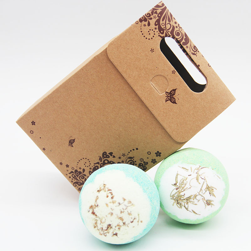 Tsing Bath Bomb 120G Sweet Olive Green Tea Bubble Bath Scented Stress Relief handmade Natural bath bomb Nourishing SPA Bath Ball