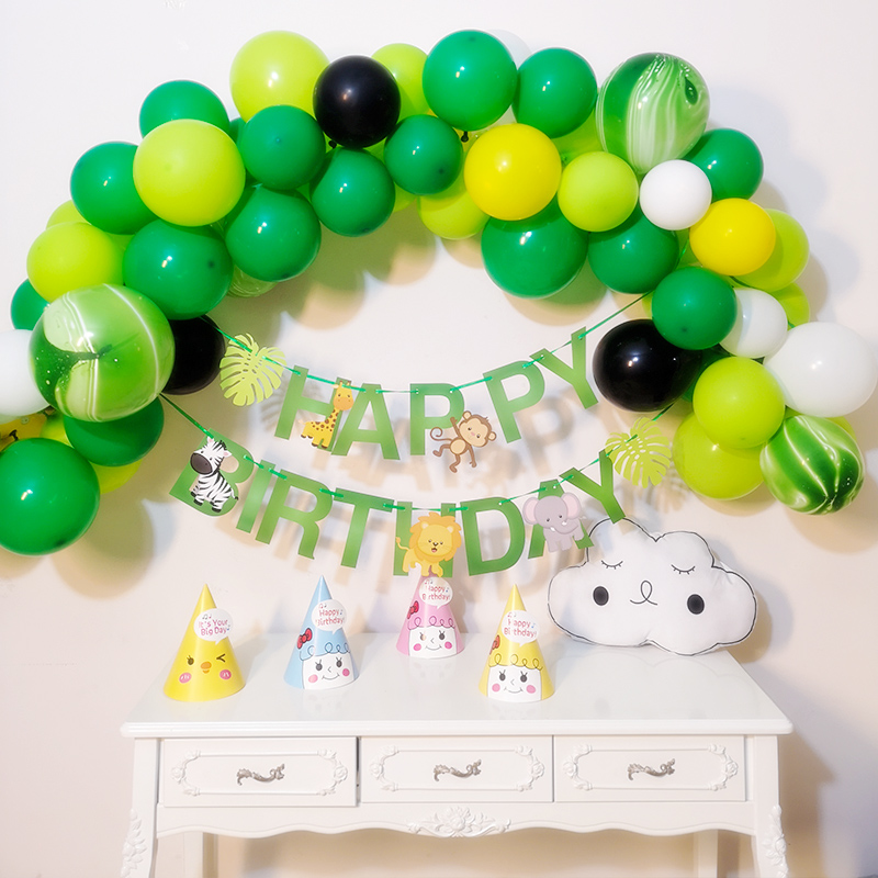 Detail Feedback Questions About Birthday Party Decorations Kids