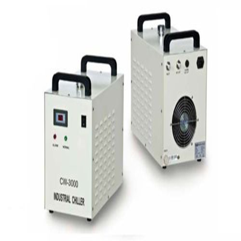 CW-3000 Industrial Water Chiller for 60 / 80W Laser Engraver Engraving Machines