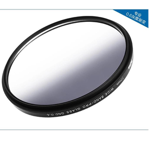 Image 4 - fujing 67mm 72mm 77mm 82mm GND GC GRAY Filter Optical Glass  Graduated Gray Filter for Camera