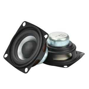 Image 2 - AIYIMA 2PC 2 Inch Hifi Portable Full Frequency Speaker Treble Hight Sensitivity Tweeters Audio Loudspeakers 4 Ohm 12W Speaker