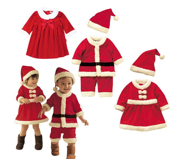 Disfraces De Papa Noel Para Bebes Freebily Disfraz De Pap Noel Para - Bebes-vestidos-de-papa-noel