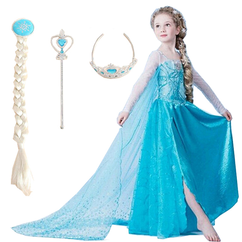 Elsa and anna costumes for teens